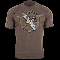 Brigade T-Shirt - Brown