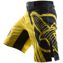 Chikara Recast Performance Shorts - Yellow