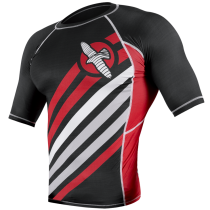 Elevate Rashguard Shortsleeve - Black