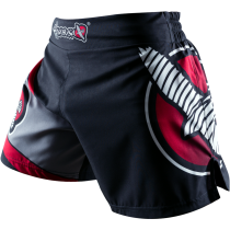 Hayabusa Kickboxing Shorts - Black