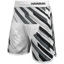 Metaru Charged Jiu Jitsu Shorts White