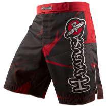 Metaru Performance Shorts - Red