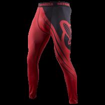 Recast Compression Pants - Red/Black