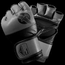 Tokushu Regenesis 4oz MMA Gloves - Black/Grey