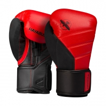 T3 Boxing Gloves Red/Black